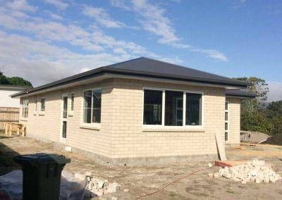 New home build by Matt Heath Builders
