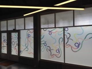 Letterpress studio renovation by Matt Heath Buidlers